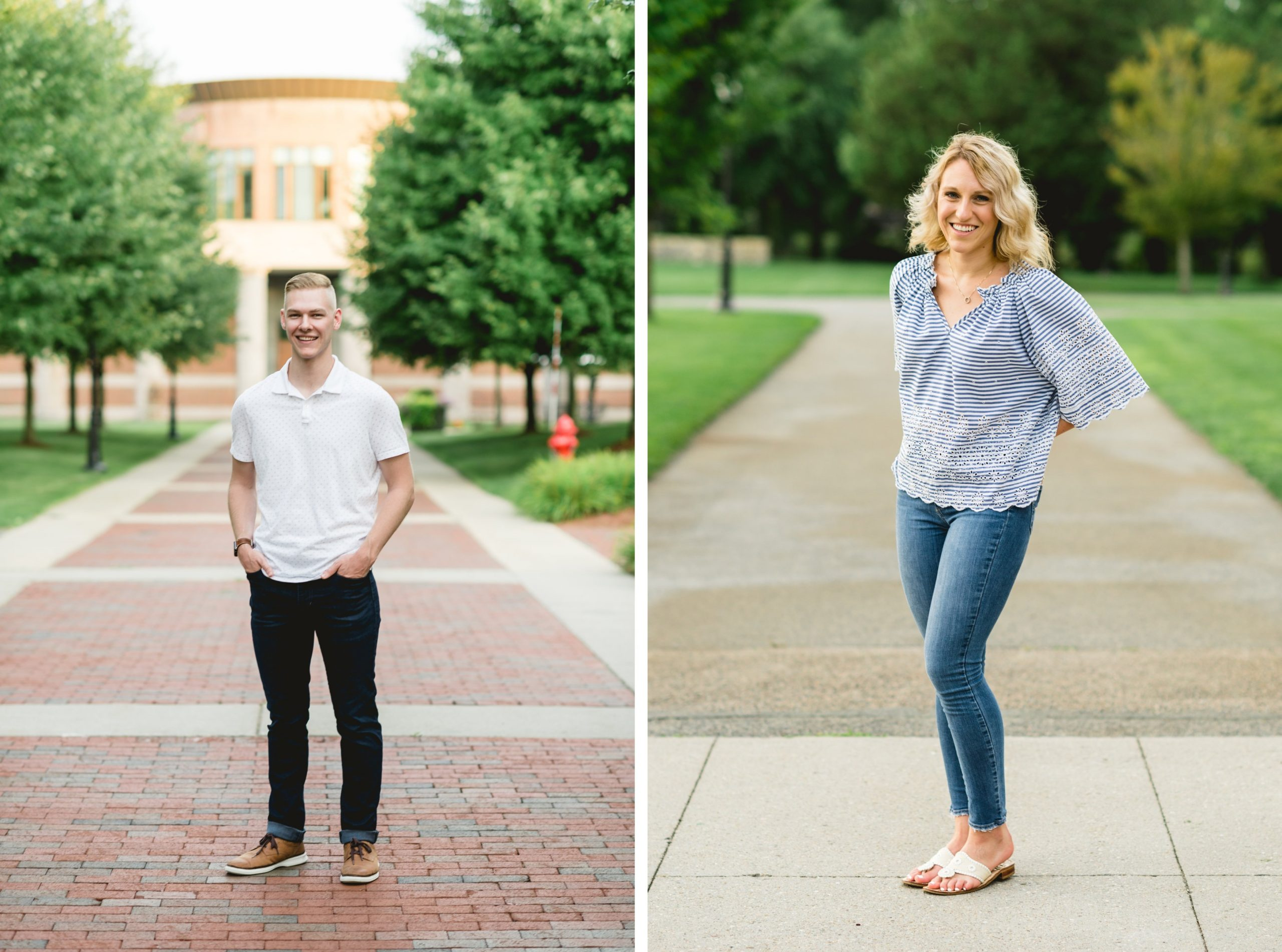 Stonehill College Engagement Session