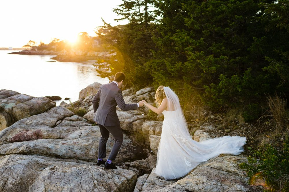 Misselwood at Endicott College Wedding